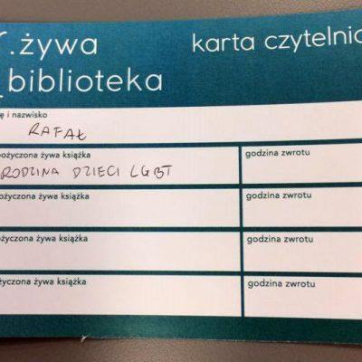 Żywa Biblioteka na Uniwersytecie Medycznym w Łodzi
