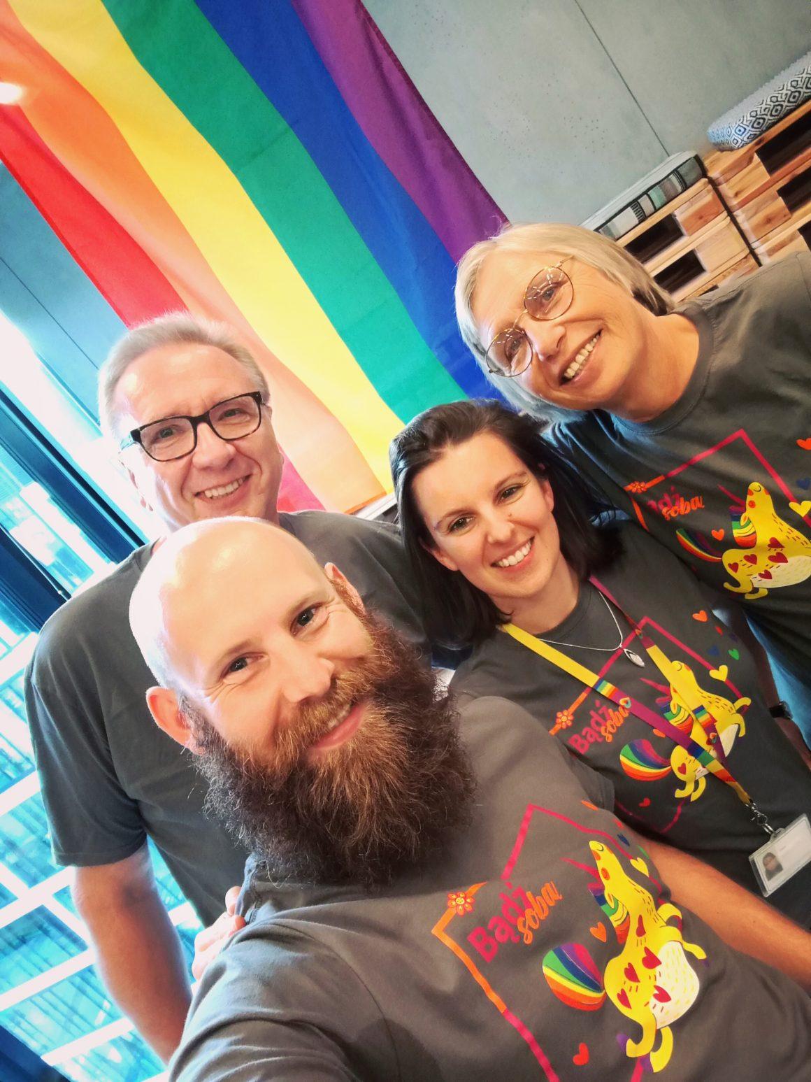 Międzynarodowy Dzień Walki z Homofobią, Transfobią i Bifobią w Avivie