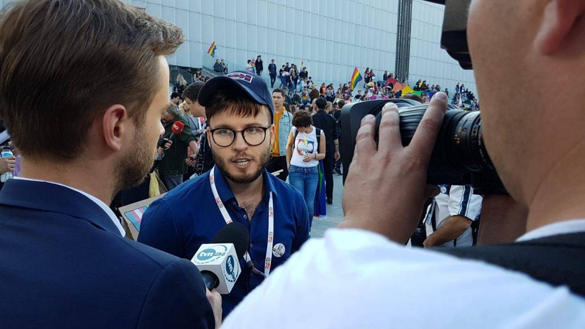 Relacja z I. Marszu Równości w Lublinie