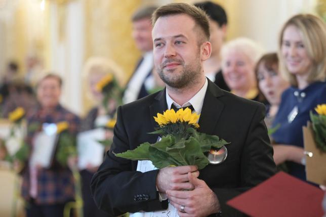 Przemysław Staroń – Najlepszy Nauczyciel 2018
