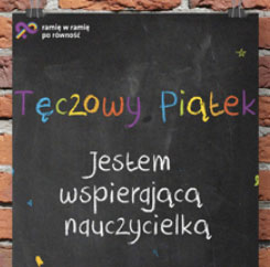 """Nie dla kontroli MEN w szkołach po akcji """"Tęczowy Piątek"""""""